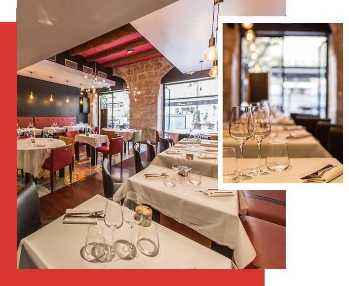 Le Restaurant - Maison MV - Marseille